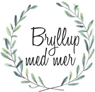 Logo Bryllup med mer